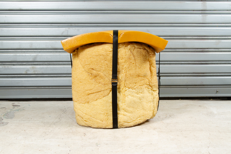 Rubber Mound Stool