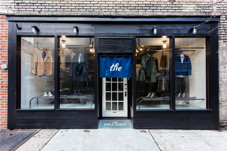 The Hill-Side Flagship Store